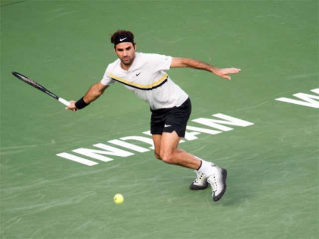 """Federer hạ gục Hyeon Chung: """"Thầy phù thủy"""" bóp nghẹt sao mai 4"""