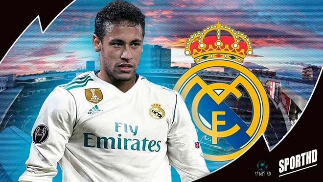 """Real & Điệp vụ thế kỷ: Ronaldo """"tế thần"""" PSG, Bóng vàng dụ Neymar 1"""