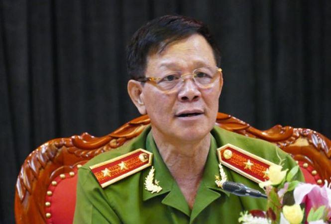 Trung tướng Phan Văn Vĩnh tiếp tục làm việc với cơ quan điều tra