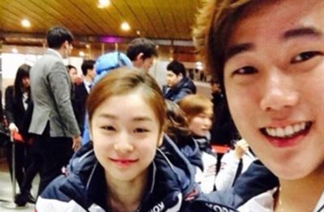 Xem Ảnh đọc báo tin tức VĐV Hàn Quốc hại đời mỹ nữ: Từng
