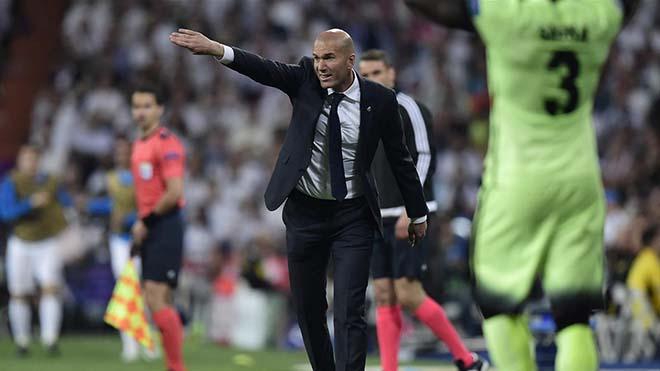 Zidane rời Real: Chinh phục Ngoại hạng Anh, MU chờ thay Mourinho 1