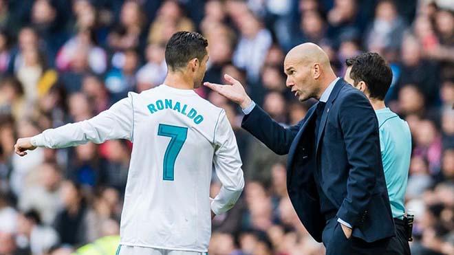 Zidane rời Real: Chinh phục Ngoại hạng Anh, MU chờ thay Mourinho 2