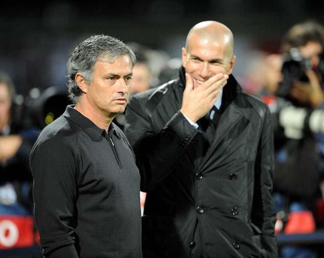 Zidane rời Real: Chinh phục Ngoại hạng Anh, MU chờ thay Mourinho 3