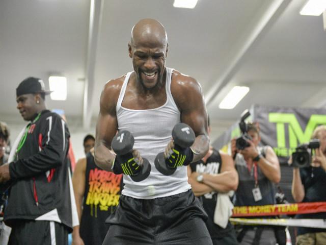 """Thượng đài MMA, Mayweather có thể mất mạng bởi """"Gã điên"""" McGregor 4"""
