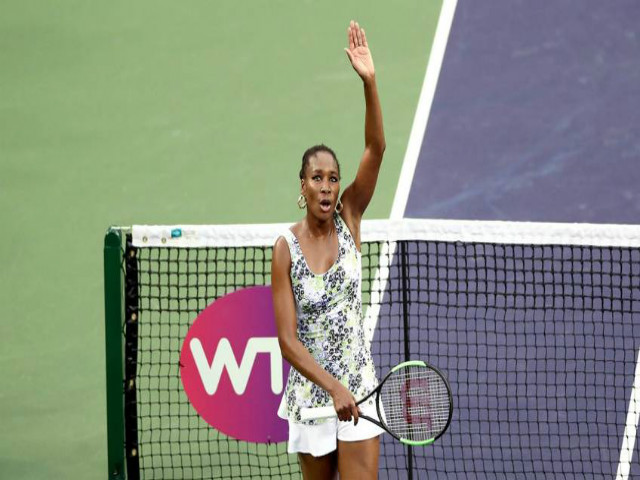 Indian Wells ngày 10: Cú sốc Halep, Venus bị loại hai tay vợt 20 tuổi vào chung kết 6