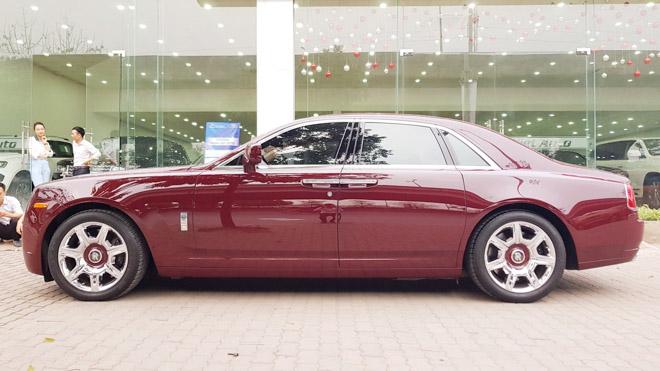Cơ hội sỡ hữu Roll-Royce Ghost biển ngũ quý giá hơn 11 tỷ đồng - 3