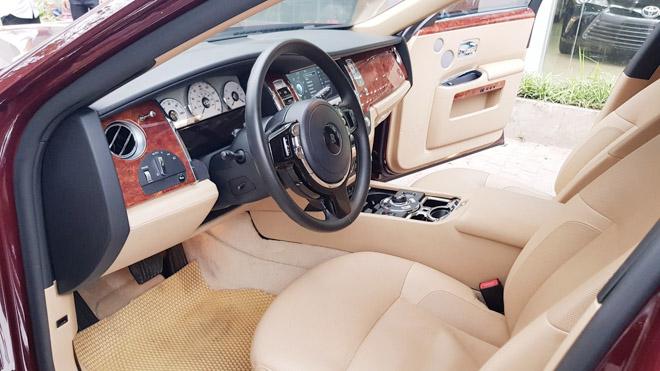Cơ hội sỡ hữu Roll-Royce Ghost biển ngũ quý giá hơn 11 tỷ đồng - 7
