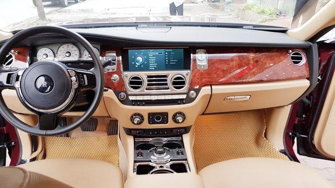 Cơ hội sỡ hữu Roll-Royce Ghost biển ngũ quý giá hơn 11 tỷ đồng - 8