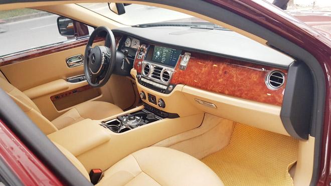 Cơ hội sỡ hữu Roll-Royce Ghost biển ngũ quý giá hơn 11 tỷ đồng - 6