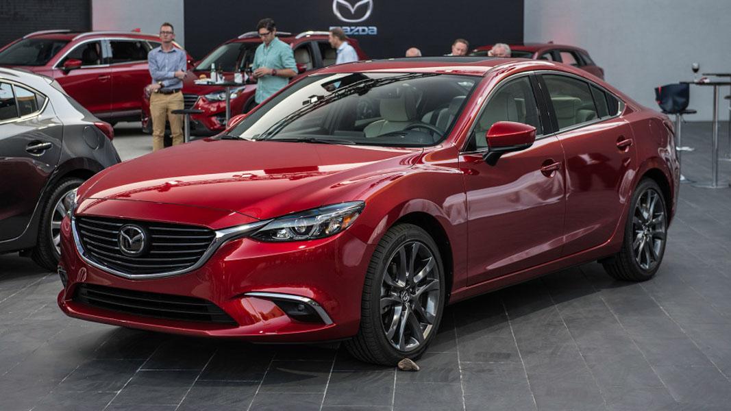 Mazda 6 turbo mới có giá từ 685 triệu đồng tại Mỹ - 1
