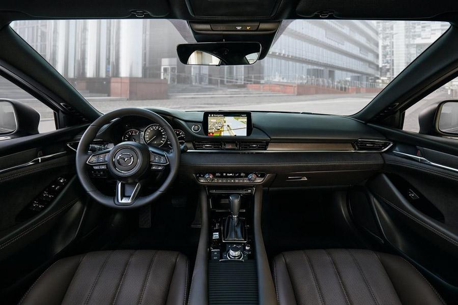 Mazda 6 turbo mới có giá từ 685 triệu đồng tại Mỹ - 4