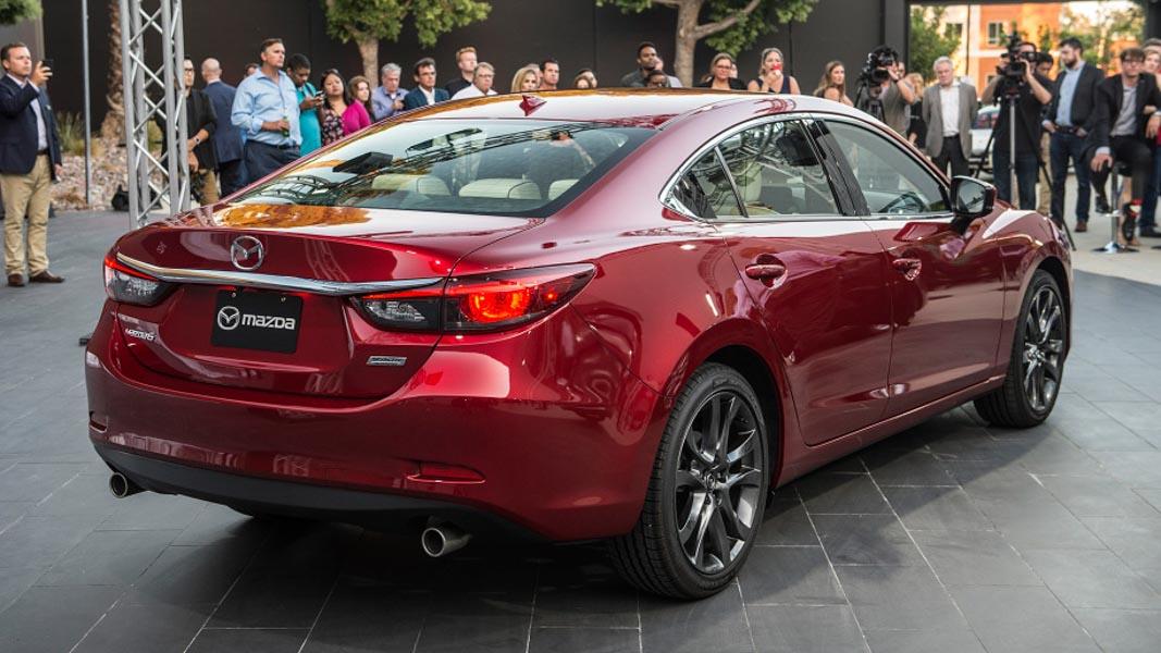 Mazda 6 turbo mới có giá từ 685 triệu đồng tại Mỹ - 2
