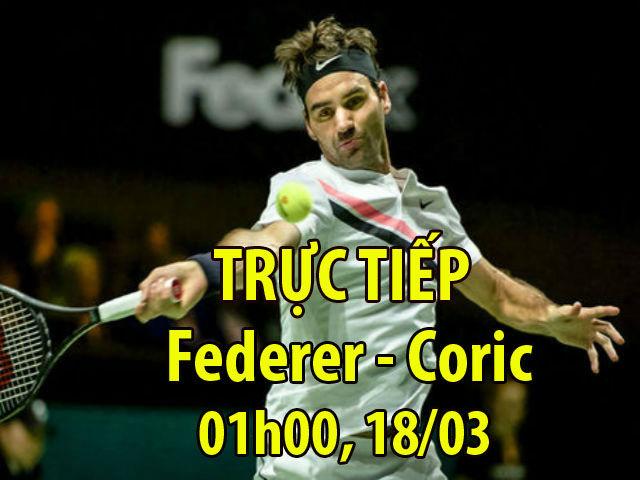 Federer - Coric: Ngược dòng không tưởng, vỡ òa game quyết định 2