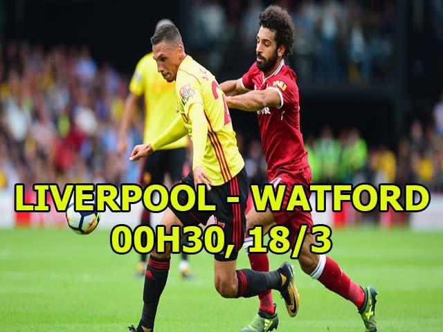 Chi tiết Liverpool - Watford: Cú poker cho Salah (KT) 19