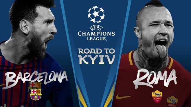 Barca thuận đường Cúp C1, Messi hẹn Pep-Man City tranh vô địch 1