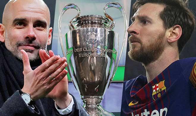 Barca thuận đường Cúp C1, Messi hẹn Pep-Man City tranh vô địch 2