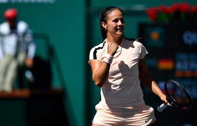 Indian Wells ngày 10: Cú sốc Halep, Venus bị loại hai tay vợt 20 tuổi vào chung kết 2