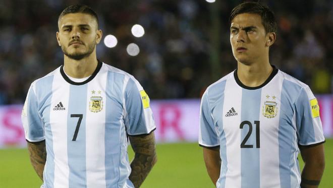 Tin HOT bóng đá tối 17/3: Dybala & Icardi bị loại khỏi tuyển Argentina 1