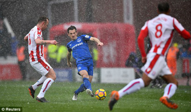 Stoke City - Everton: (vòng 31 Ngoại hạng Anh)