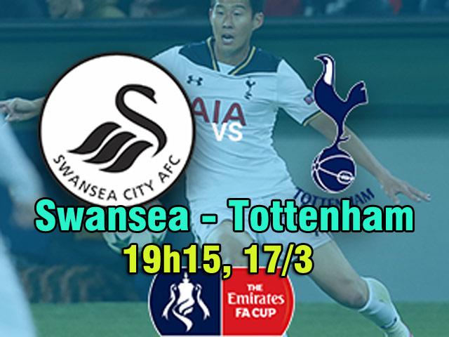 Chi tiết Swansea - Tottenham: Chủ nhà buông xuôi (KT) 23