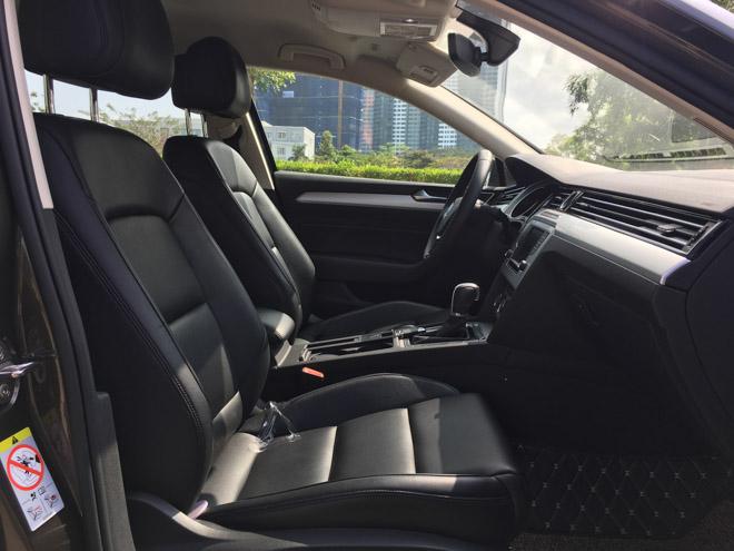 Soi chi tiết Volkswagen Passat 2018 giá 1,4 tỷ đồng: Đối thủ Toyota Camry - 7
