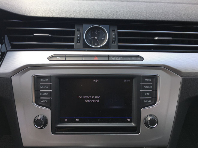 Soi chi tiết Volkswagen Passat 2018 giá 1,4 tỷ đồng: Đối thủ Toyota Camry - 11