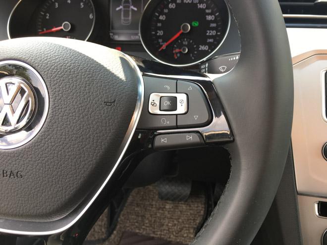 Soi chi tiết Volkswagen Passat 2018 giá 1,4 tỷ đồng: Đối thủ Toyota Camry - 12