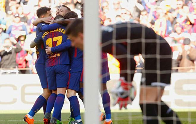 Barcelona - Athletic Bilbao: (vòng 29 La Liga)