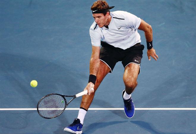 """Chung kết Indian Wells: Federer kiệt sức, dè chừng """"Tòa tháp Tandil"""" - 2"""