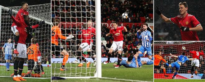 """MU vào bán kết FA Cup, Mourinho chỉ đích danh """"tội đồ"""" Luke Shaw 1"""