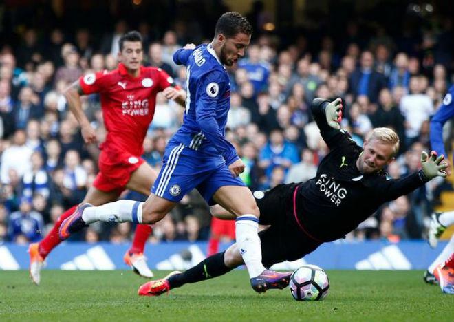 """Leicester - Chelsea: """"Sư tử"""" nhát gan, sấp mặt như chơi 1"""