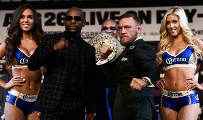 """Thượng đài MMA, Mayweather có thể mất mạng bởi """"Gã điên"""" McGregor 1"""
