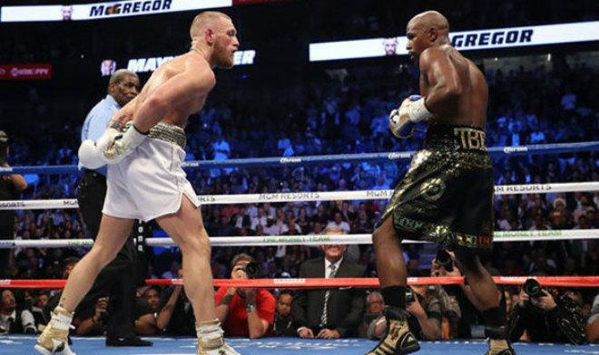 """Thượng đài MMA, Mayweather có thể mất mạng bởi """"Gã điên"""" McGregor 2"""