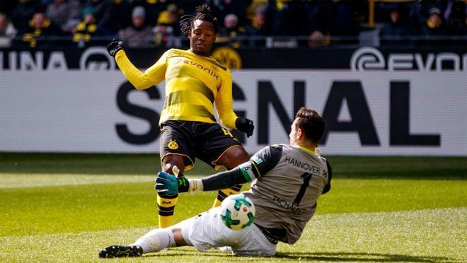 Dortmund - Hannover: (vòng 27 Bundesliga)
