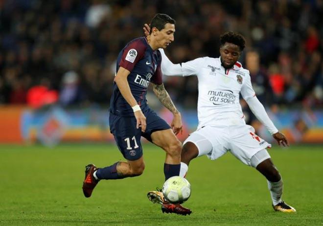 Nice - PSG: ( vòng 30 Ligue 1)