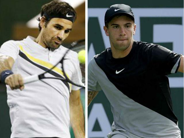Del Potro - Raonic: Dạy dỗ 1 tiếng, hẹn gặp Federer 4