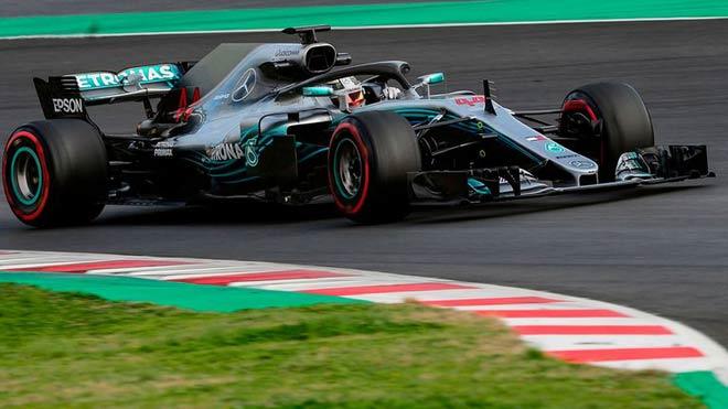 Đua xe F1, thử lửa lần 2: Kịch bản cũ tái hiện, mong chờ bất ngờ mới 1