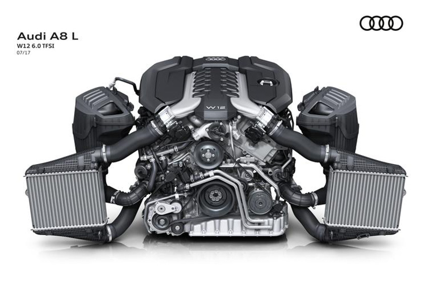 Audi sắp khai tử động cơ 12 xy-lanh (W12) trên sedan hạng sang A8 - 1