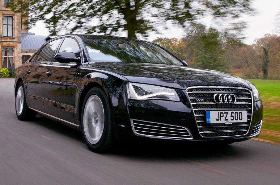 Audi sắp khai tử động cơ 12 xy-lanh (W12) trên sedan hạng sang A8 - 2