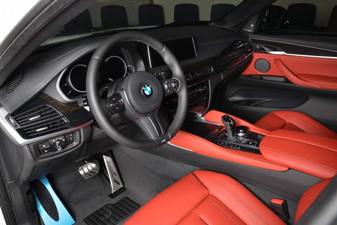 """BMW X6 """"thêm thể thao, thêm dữ dằn"""" qua bộ kit AC Schnitzer - 9"""