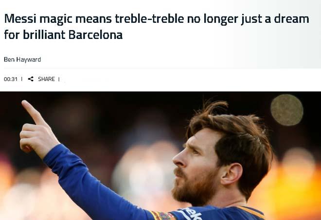 Barca bất bại 29 vòng: Sắp xô đổ kỷ lục của Arsenal & Juventus - 2