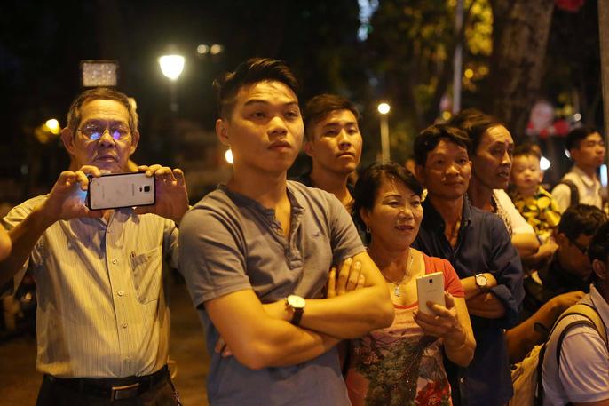 Linh cữu cố Thủ tướng Phan Văn Khải đã về Hội trường Thống Nhất - 7
