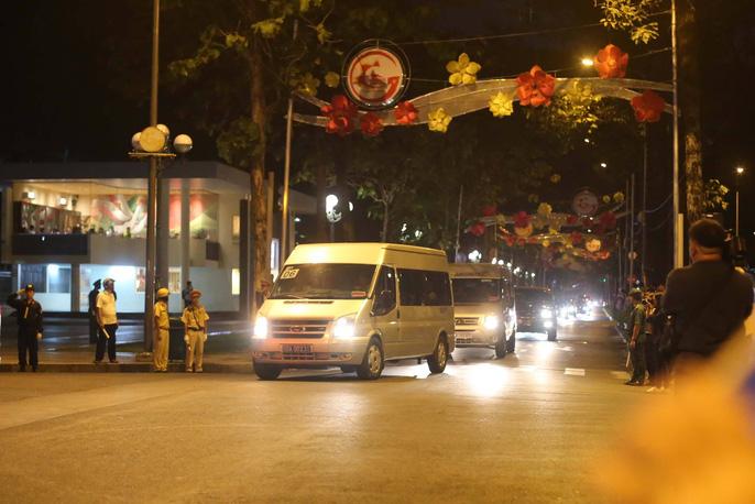 Linh cữu cố Thủ tướng Phan Văn Khải đã về Hội trường Thống Nhất - 2
