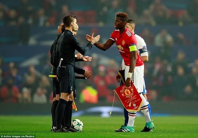"""Bắt bệnh MU: Mourinho thiếu """"quỷ đầu đàn"""", Pogba không xứng đáng - 2"""