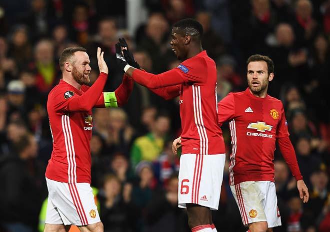 """Bắt bệnh MU: Mourinho thiếu """"quỷ đầu đàn"""", Pogba không xứng đáng - 1"""