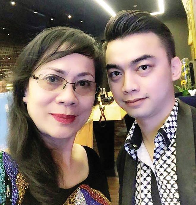 Nghệ sĩ Hương Dung hết nước mắt, đành bất lực với cậu con trai Hà Duy - 1