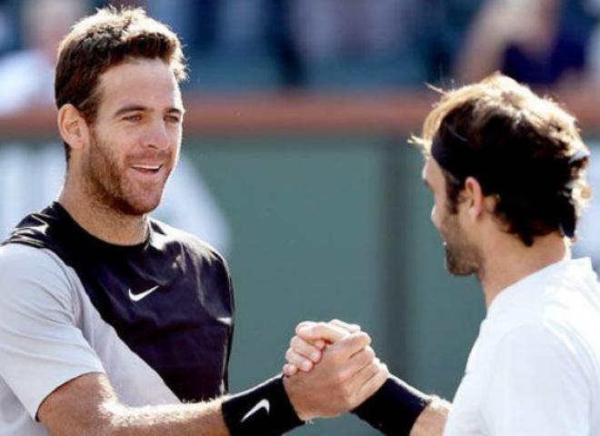Tennis 24/7: Mất ngai Indian Wells, Federer muốn đấu lại loạt tie-break 1