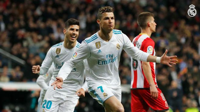 Real Madrid - Girona: (vòng 29 La Liga)