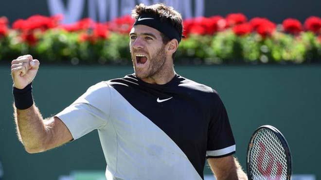 Federer - Del Potro: Hồi sinh kinh điển, nghẹn ngào đăng quang (Chung kết Indian Wells) 8