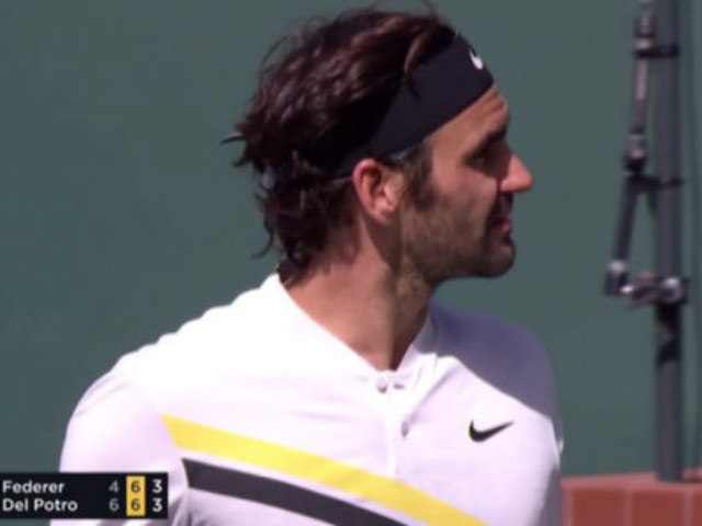 Federer tâm phục khẩu phục, Del Potro thắng xứng đáng 4